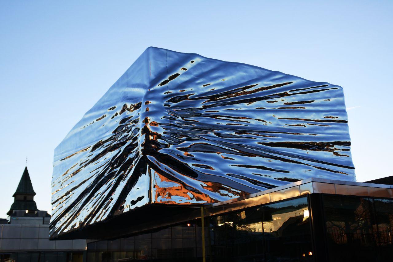 Installasjon Lillehammer Kunstmusem