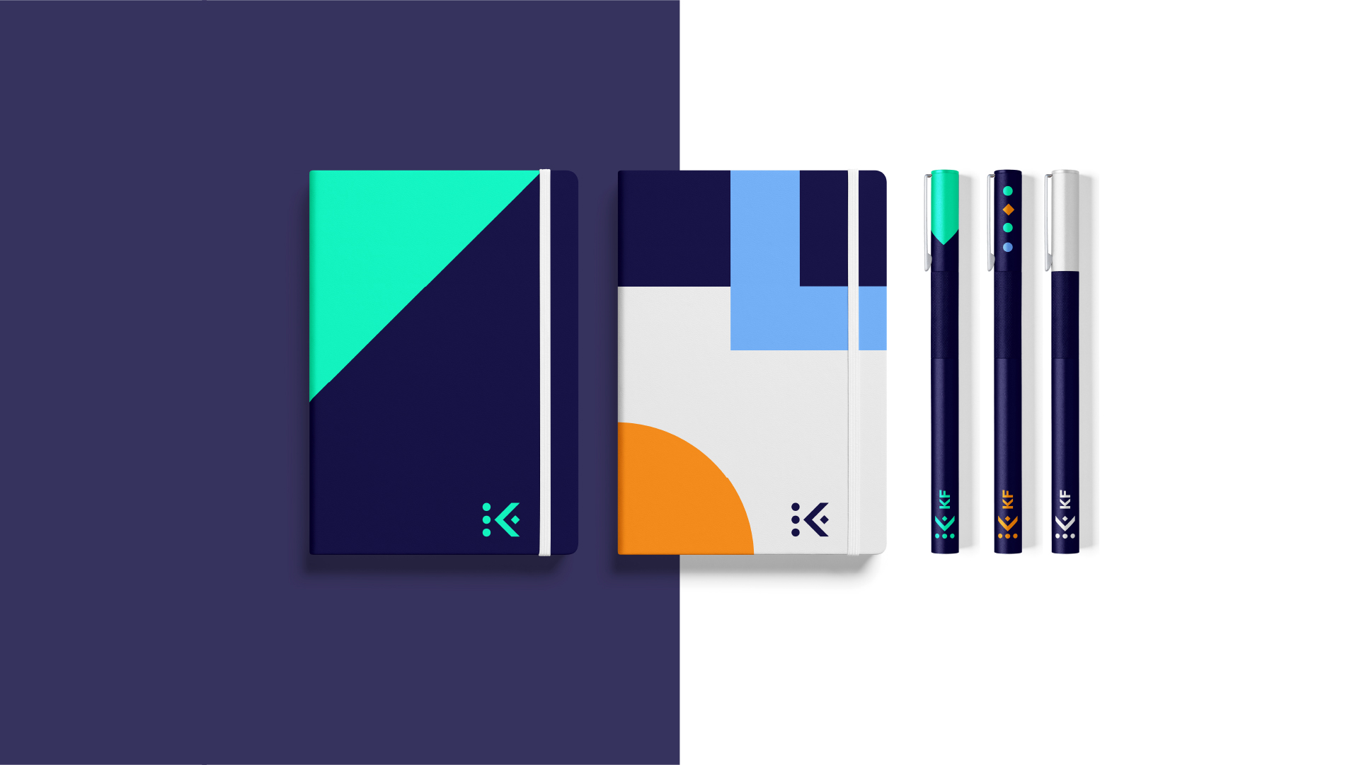 Graphics/branding for KF