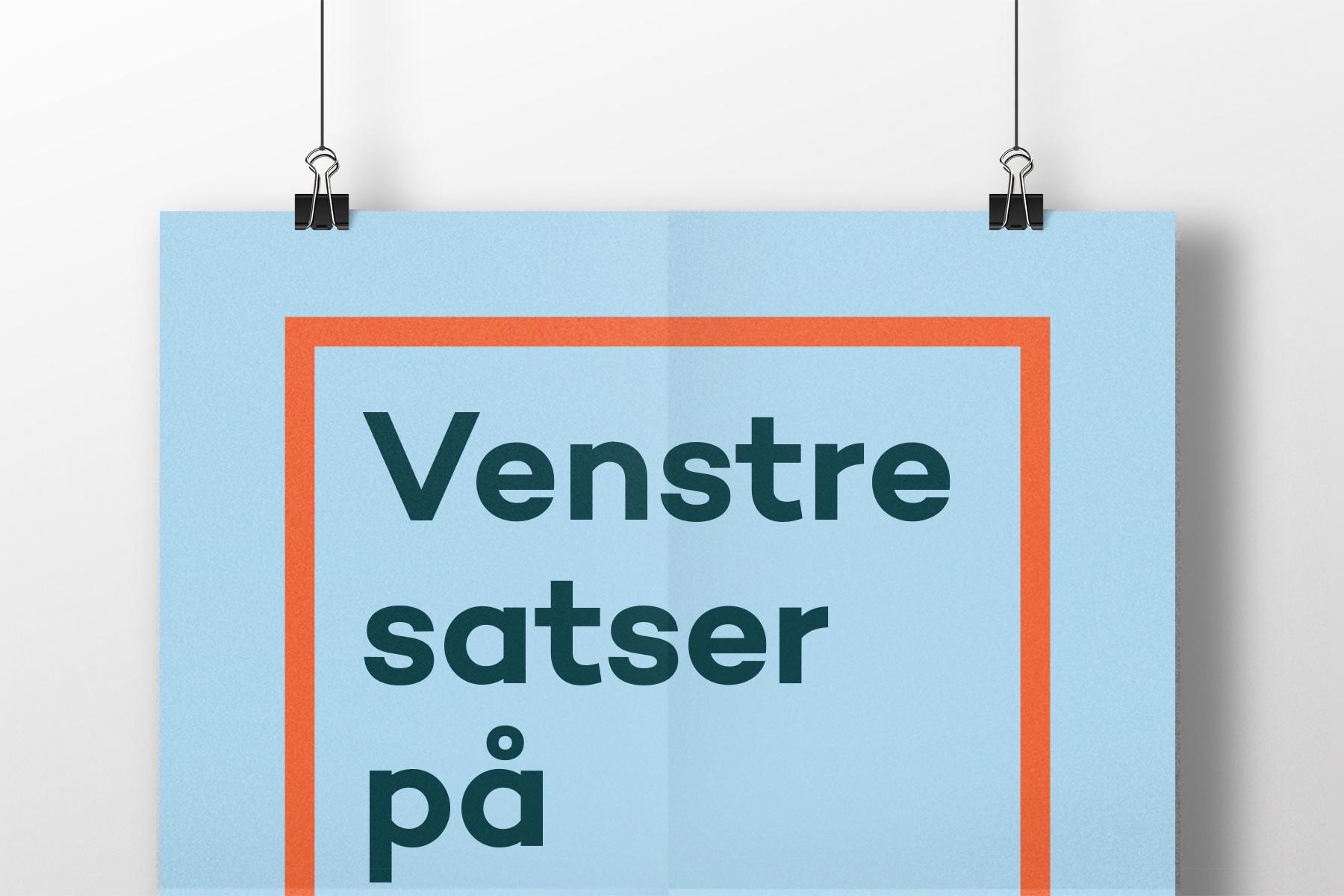 Poster detail for Venstre